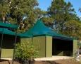 Toronga Zoo Tents