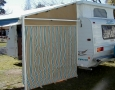 Roll Out Awning Caravan Annexe