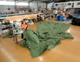 Manufacturing Canvas Army Tarp
