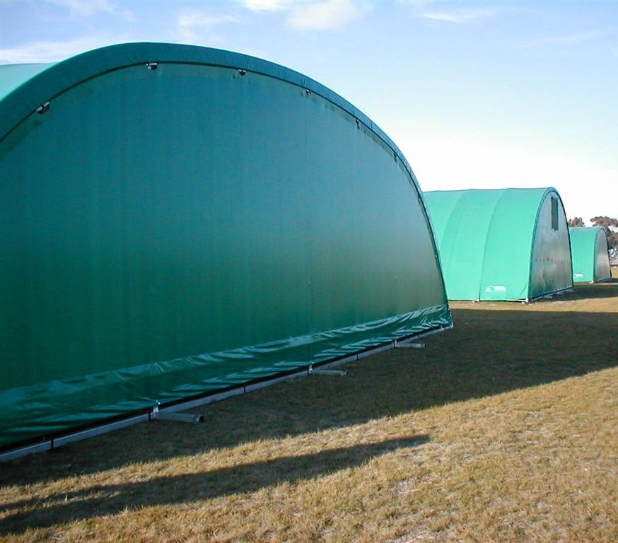 Tunnel Shelter Covers C E Bartlett Manufacturing