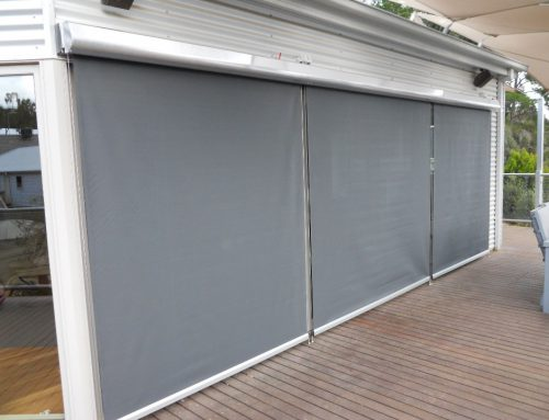 Wire Guide Blinds