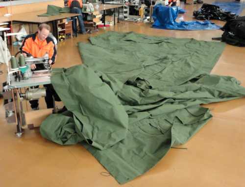 Canvas Tarps