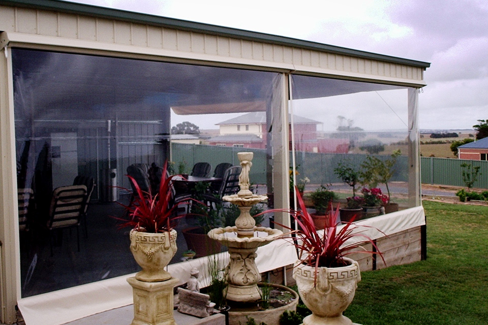 Blinds Clear And Tinted Plastic Blinds Pvc Blinds Sun