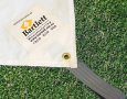Bartlett Cricket Pitch Cover Reinforced Drag Handle
