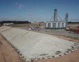 Grain Bunker Covers - Broadbents