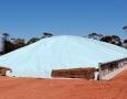 PVC Bunker Cover