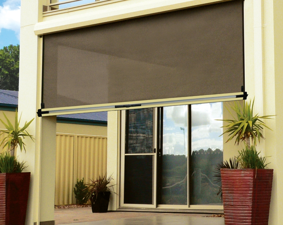 Ziptrak 174 External Blinds C E Bartlett Manufacturing
