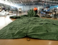 Manufacturing Canvas Tarps
