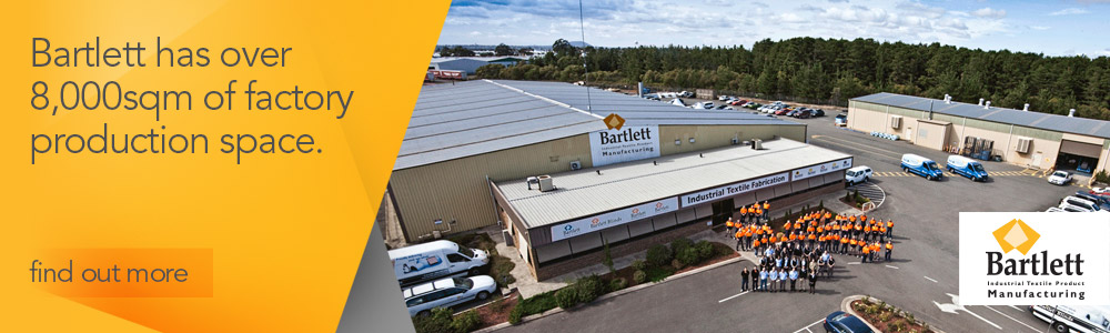 Bartlett Products, Manufacturing, Blinds, Dam & Tank Liners
