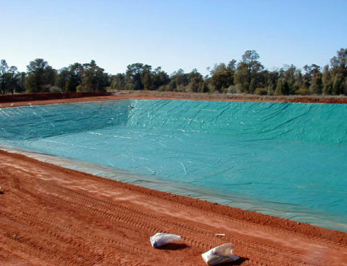 Dam Liners & Pond Liners